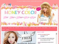 HoneyColor - Color Contact Lens - Circle Contact Lens -  Cosmetic Contact Lens - Colored Contacts - HoneyColor.com