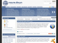 Nsanedown.com - nsane.down - software, as it should be ...