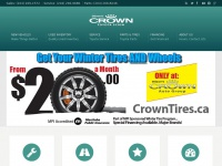 Crown Toyota | New and Used Toyotas, Service & Parts - Winnipeg, Manitoba