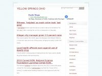 Yellow Springs Ohio - The Latest Yellow springs ohio News and Information