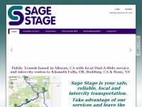 Sage Stage | Modoc County, California :