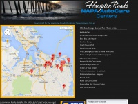 Find the NAPA AutoCare Center nearest you in Hampton Roads Virginia - Hampton Roads NAPA AutoCare Centers