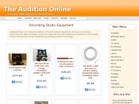 Theauditiononline.co.uk