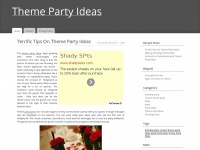 Themepartyideas.org