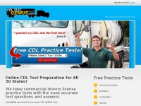 2014  CDL Practice Tests & Test Answers - CDLTestGenius.com