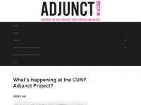 cunyadjunctproject.org Thumbnail