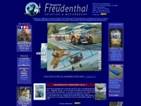 Benjamin Freudenthal - aviation artist, motorsport, Marine art