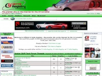 c4vetteregistry.com