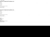 carolefredericksfoundation.org Thumbnail