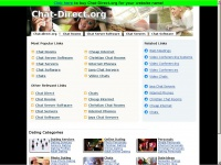 chat-direct.org: The Leading Chat Direct Site on the Net