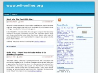 wii-online.org Thumbnail