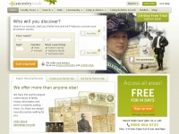 ancestry.co.uk Thumbnail