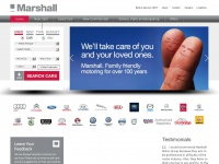 marshallweb.co.uk Thumbnail