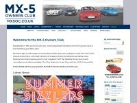mx5oc.co.uk Thumbnail