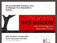 meandmywebshadow.com