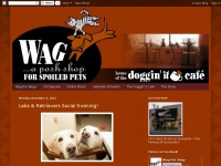 Wag - A Posh Shop for Spoiled Pets