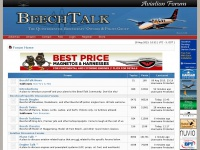 Beechtalk.com - BeechTalk - Beechcraft Owners & Pilots Group Web Forums