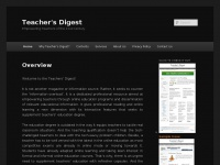 Teachersdigest.org