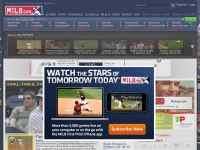 The Official Site of Minor League Baseball | MiLB.com Homepage