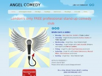 angelcomedy.co.uk Thumbnail