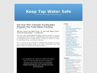keeptapwatersafe.org Thumbnail