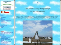 2003 World Gliding Competition in Leszno Poland (Unofficial): Welcome!