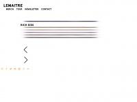 lemaitremusic.com