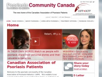 canadianpsoriasis.ca Thumbnail