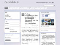 candidate.ie Thumbnail