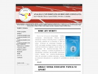 analefefs.ro Thumbnail