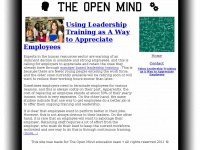 Theopenmind.org.uk
