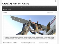 learntoskydive.co.uk