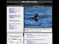 Birds and bird watching in the Pacific Northwest: Oregon, Washington, California, Idaho. Birder and birding guide
