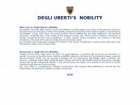 Degliuberti.info