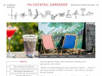 thecocktailgardener.co.uk Thumbnail