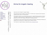 angelic-healing.nl Thumbnail