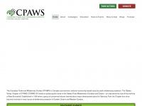 cpaws-ov-vo.org Thumbnail
