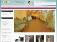 Shopofbrides.com - Wedding Dresses, Cheap Wedding Dresses | Bridal Dresses | Wedding Gowns | By Shop of Brides