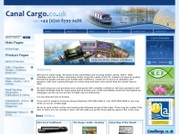 canalcargo.co.uk Thumbnail