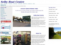 selbyboatcentre.co.uk