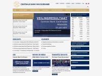 Cbvs.sr - Home - Centrale Bank van Suriname