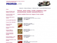 promod-diecast.co.uk