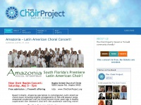 Thechoirproject.org