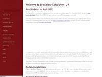 Thesalarycalculator.co.uk