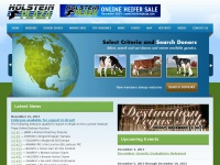 Holsteinplaza.com - Holstein Plaza - Holstein genetics, breeders, donor cows - USA and Canada