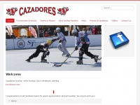 cazadoreshockey.com