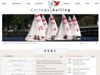 collegesailing.org Thumbnail