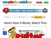 guitar-in-a-nutshell.com