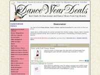 Dancewear and Dance Shoes at DancewearDeals.com