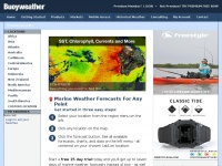 Marine Weather Swell and Wind Forecasts | BUOYWEATHER.COM
